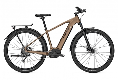 Focus Electric Touring Bike Aventura² 6.7 Shimano 9s Sand 2019