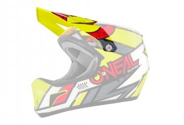 O'Neal Sonus Strike Spare Visor Yellow