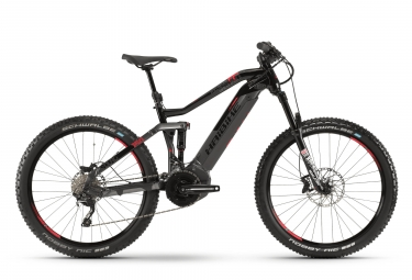 Electric Full Suspension Women Haibike SDURO FullSeven Life LT 6.0 Shimano Deore SLX 10S 27.5'' 2019