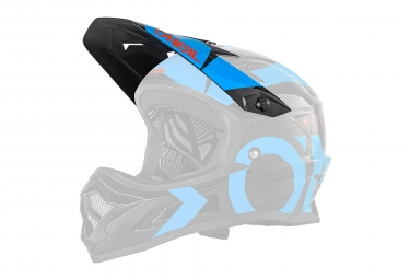 O'Neal Backflip RL2 Slick Spare Visor Black Blue