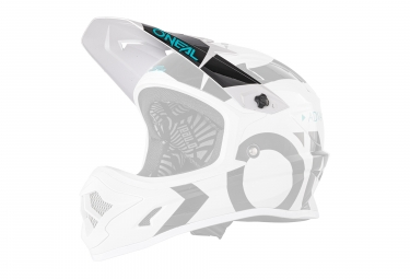 O'Neal Backflip RL2 Slick Spare Visor White Black