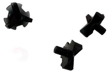 O'Neal 2Series Visor Screw Set Black