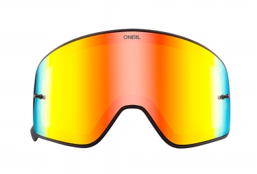 O'Neal B-50 Goggle Spare Lens Red Mirror