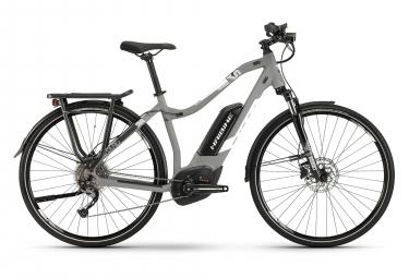 Bicicleta Ciudad Mujer Haibike SDURO Trekking 3.0 Femme Gris
