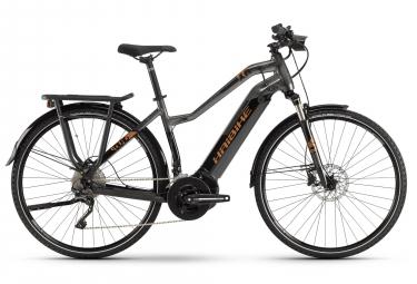 Bicicleta Híbrida Eléctrica Haibike SDURO Trekking 6.0 28'' Noir / Gris