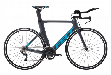 Feltro Triathlon Bike B14 Carbon Black / Blue Shimano Ultegra 11s 2019