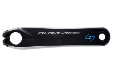 Stages Cycling Stages Power L Shimano Dura-Ace R9100 Power Meter (Left Crank Arm) Black