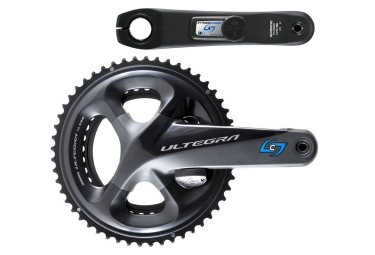 Stages Cycling Stages Power LR Shimano Ultegra R8000 Power Meter (Crankset) 50/34T Black