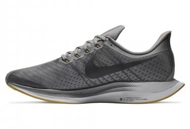 Gris Zoom Turbo Homme Nike Pegasus m0w8Nnv