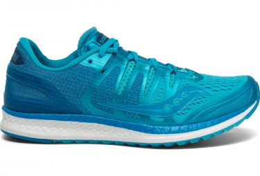 Saucony Liberty ISO Running Shoes Blue