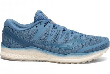 Zapatillas Saucony Freedom ISO 2 Linear Shade para Mujer Azul / Blanco