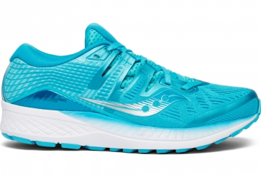 Saucony Ride ISO Women's Running Shoes Blue