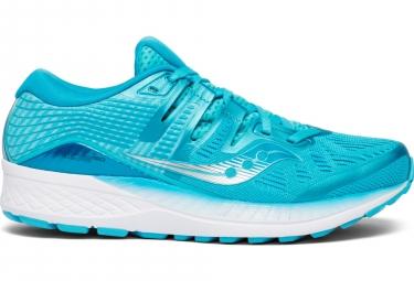 Zapatillas Saucony Ride ISO para Mujer Azul / Blanco