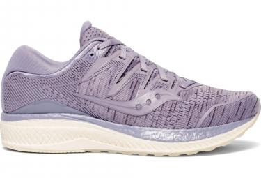 Saucony Hurricane ISO 5 Women's Running Shoes Purple Shade