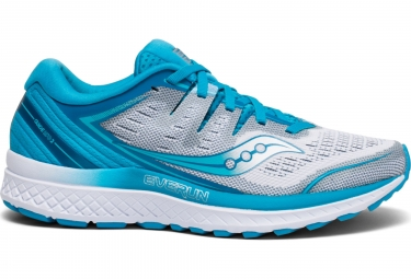 Image of Chaussures de running femme saucony guide iso 2 bleu 38