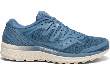 Saucony Guide ISO 2 Women's Running Shoes Blue Shade