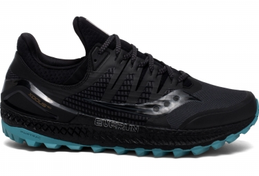 Saucony Xodus ISO 3 Running Shoes Grey Black