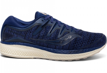 Saucony Triumph ISO 5 Running Shoes Navy Shade