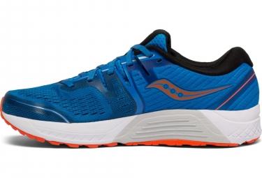 Saucony GUIDE ISO 2 Herren Running//Laufschuh UVP 140€ Blue//Orange
