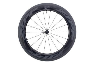 Roue avant zipp 808 nsw carbon tubeless 9x100mm noir
