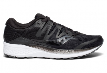 Saucony Ride ISO Women's Running Shoes Black
