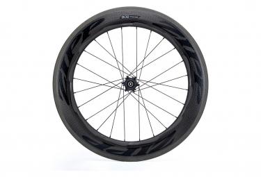 Roue arriere zipp 808 firecrest carbon 177 pneu 9x130mm noir sram xd