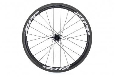 Roue arriere zipp 303 firecrest carbon pneu 9x130mm blanc sram xd
