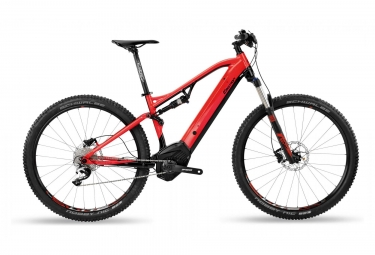 BH Full Suspension Electric Xenion Lynx 29'' Shimano XT 10s Red / Black 2019