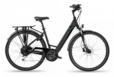 BH Electric Touring Bike Evo City Wave Pro 28'' Shimano Deore 10s Black 2019