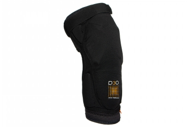Racer Profile D3O Elbow Guards Black