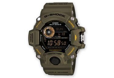 Montre de Sport Casio G-Shock Rangeman GW 9400 Kaki