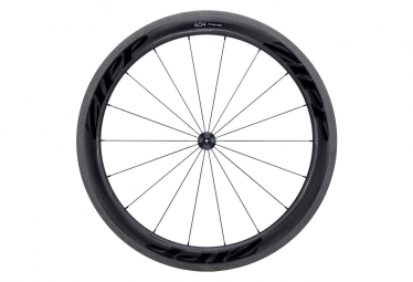 Zipp 404 Firecrest Carbon Front Wheel Clincher | 9x100mm | Black