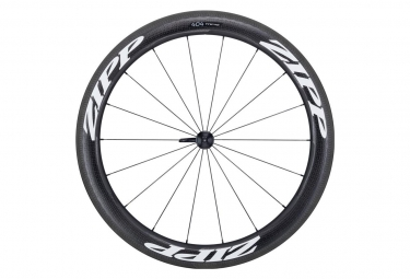 Zipp 404 Firecrest Carbon Front Wheel Clincher | 9x100mm | White