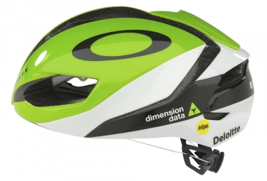 Casque Aero Oakley ARO5 MIPS Dimension Data Vert
