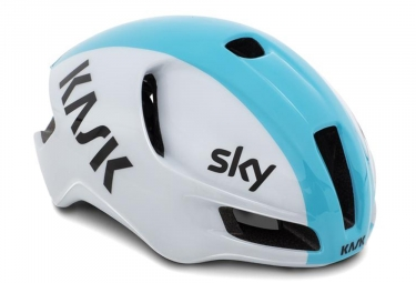 Kask Utopia Team Sky Aero Helmet Blue White