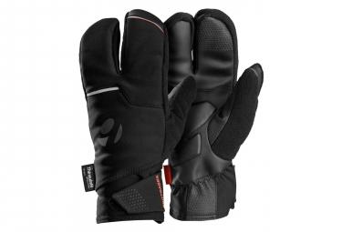 Bontrager Velocis S2 Softshell Gloves Black