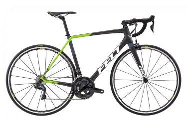 Felt Road Bike FR2 Shimano Ultegra 11s Black / Green 2019