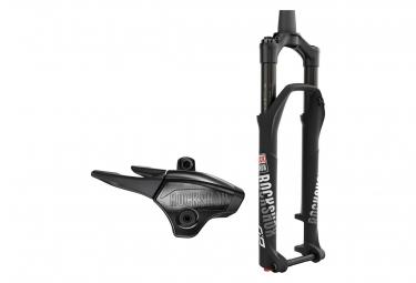 Fourche rockshox sid rlc 27 5 debon air boost 15x110mm oneloc offset 42mm noir 2019