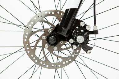 VTT Tout-Suspendu Moma Bikes Hit 26'' Shimano 24V Noir