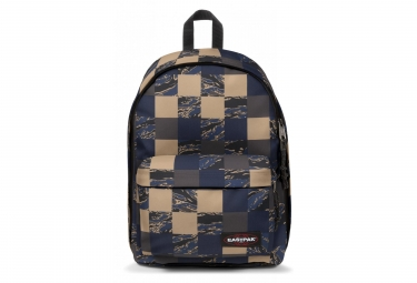 Eastpak Out Of Office Backpack Camo Blue