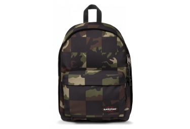 Sac à Dos Eastpak Out Of Office Camopatch Black