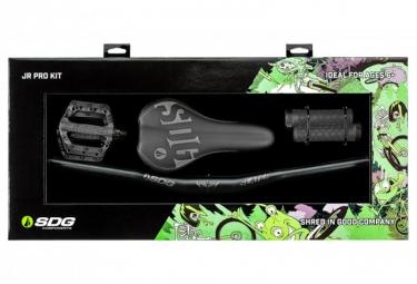 Image of Kit de mise a niveau sdg jr pro kit noir pour velo enfant