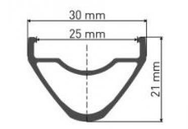 Rueda trasera DT Swiss HX1501 Spline One 27.5 '' / 25mm | Impulso 12x148mm | Shimano / Sram 2019