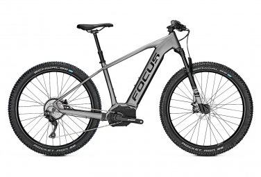 Electric Hardtail Focus Jafira² 6.8 Plus Shimano Deore 10V 27.5'' Plus 2019