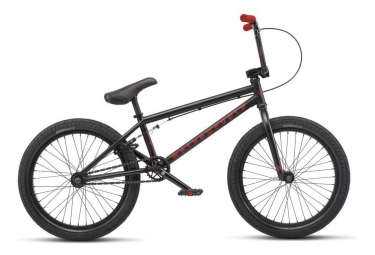 Bmx freestyle wethepeople nova noir rouge mat 2019