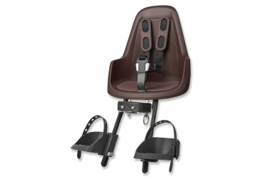 Bobike ONE mini baby seat coffee brown