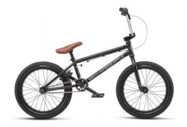 Image of Bmx freestyle wethepeople curse 18 noir mat 2019