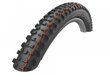 Pneu vtt schwalbe hans dampf 29 tubeless ready souple snakeskin super gravity addix soft 2 35