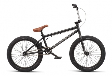 Image of Bmx freestyle wethepeople curse 20 noir matt 2019