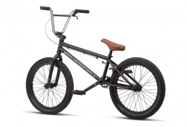 WeThePeople BMX Freestyle Curse 20 Mat Black 2019